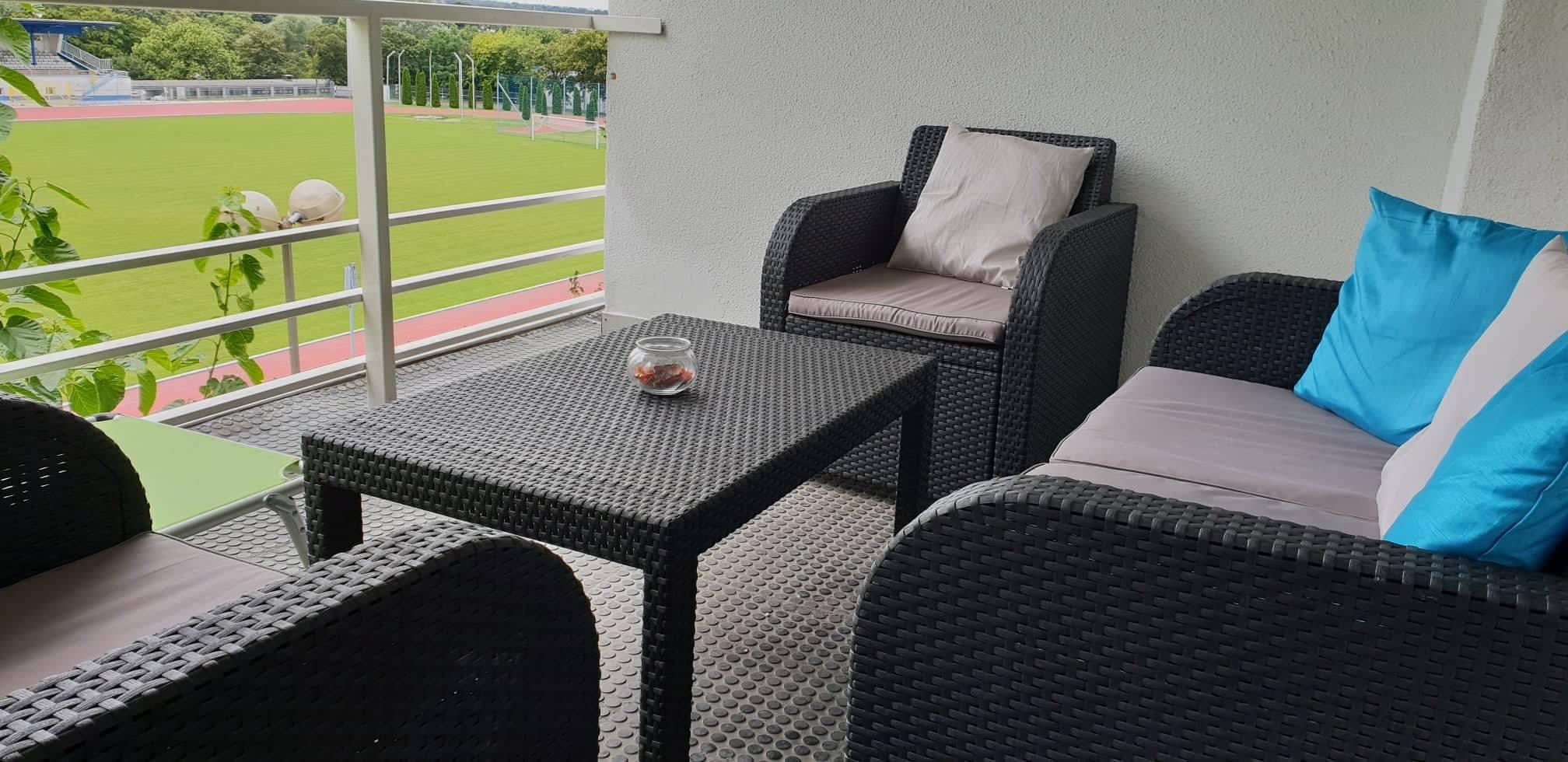 Standard szoba erkéllyel